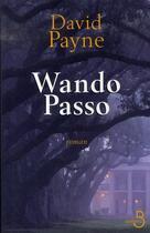 Couverture du livre « Wando passo » de David Payne aux éditions Belfond