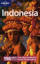 Couverture du livre « Indonesia (9e édition) » de Ryan Ver Berkmoes aux éditions Lonely Planet France
