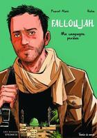 Couverture du livre « Falloujah ; ma campagne perdue » de Halim Mahmoudi et Feurat Alani aux éditions Les Escales