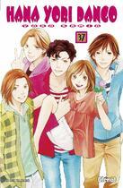 Couverture du livre « Hana yori dango t.37 » de Kamio aux éditions Glenat