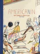 Couverture du livre « Americanin » de Yann Kebbi aux éditions Michel Lagarde