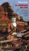 Couverture du livre « Le châtiment des rois » de Thierry Falise aux éditions Florent Massot