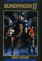 Couverture du livre « Gun dragon II » de Buichi Terasawa aux éditions Isan Manga