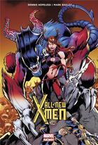 Couverture du livre « All new X-Men T.3 » de Dennis Hopeless et Mark Bagley aux éditions Panini
