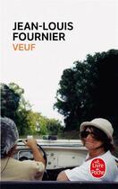 Couverture du livre « Veuf » de Jean-Louis Fournier aux éditions Lgf