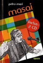 Couverture du livre « Masai » de Petru Mari aux éditions Albiana