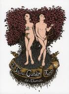 Couverture du livre « Les frères Guedin Two (nus) » de Gnot Guedin et Dav Guedin aux éditions Charrette