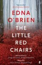 Couverture du livre « THE LITTLE RED CHAIRS » de Edna O'Brien aux éditions Faber Et Faber