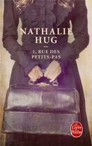 Couverture du livre « 1, rue des Petits-Pas » de Nathalie Hug aux éditions Lgf