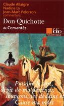 Couverture du livre « L'ingenieux hidalgo don quichotte de la manche de cervantes (essai et dossier) » de Ly/Pelorson/Allaigre aux éditions Gallimard