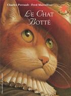 Couverture du livre « Le chat botté » de Perrault Charle aux éditions Gallimard-jeunesse