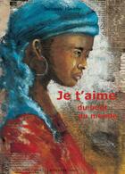 Couverture du livre « «je t'aime » du bout du monde » de Servane Havette aux éditions Jasmin