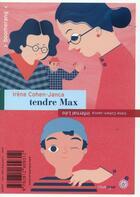 Couverture du livre « Infernal Léo / tendre Max » de Irene Cohen-Janca aux éditions Rouergue