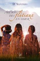 Couverture du livre « Au son des flutiaux en osier » de D'Alfonzo aux éditions La Compagnie Litteraire