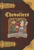 Couverture du livre « Chevaliers ; journal d'un héros T.1 » de Waltch et Novy et Shuky aux éditions Makaka