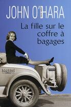 Couverture du livre « La Fille Sur Le Coffre A Bagages » de O Hara J aux éditions Bernard Pascuito