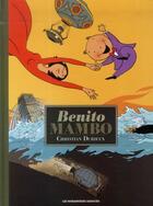 Couverture du livre « Benito Mambo » de Christian Durieux aux éditions Humanoides Associes