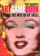 Couverture du livre « Artgamebook » de David Rosenberg aux éditions Assouline