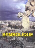 Couverture du livre « Symbolique De Paris » de P Barba-Negra aux éditions Huitieme Jour