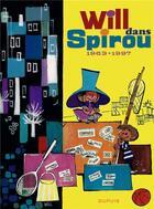 Couverture du livre « Will dans Spirou ; 1967-1997 » de Will aux éditions Dupuis
