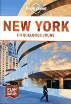 Couverture du livre « New York (8e édition) » de Collectif Lonely Planet aux éditions Lonely Planet France