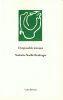 Couverture du livre « L'impossible manque » de Nathalie-Noelle Rimlinger aux éditions Cadex