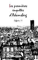 Couverture du livre « Les premières enquêtes d'Adamsberg t.1 » de Fred Vargas aux éditions Viviane Hamy