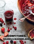 Couverture du livre « Confitures, gelées et marmelades » de Thomas Feller aux éditions Hachette Pratique