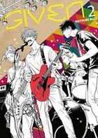 Couverture du livre « Given T.2 » de Natsuki Kizu aux éditions Taifu Comics