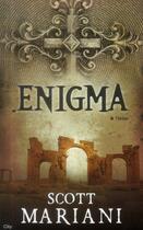 Couverture du livre « Enigma » de Scott Mariani aux éditions City