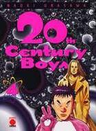 Couverture du livre « 20th century boys t.4 » de Naoki Urasawa aux éditions Panini