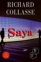 Couverture du livre « Saya » de Richard Collasse aux éditions A Vue D'oeil