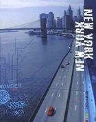 Couverture du livre « New York » de Cabourdin. Will aux éditions Terrail