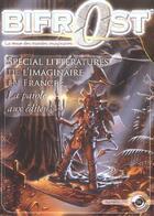 Couverture du livre « Spécial littératures de l'imaginaire en France » de Collectif aux éditions Le Belial