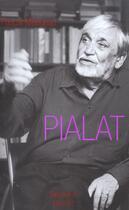 Couverture du livre « Pialat » de Pascal Merigeau aux éditions Grasset Et Fasquelle