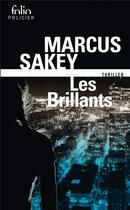 Couverture du livre « Les brillants » de Marcus Sakey aux éditions Gallimard