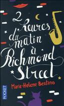Couverture du livre « 2 heures du matin à Richmond street » de Marie-Helene Bertino aux éditions Pocket