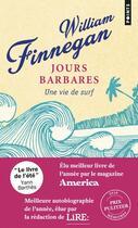 Couverture du livre « Jours barbares » de Finnegan William aux éditions Points