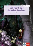Couverture du livre « Die kraft der dunklen zeichen » de Ingala Strasser aux éditions La Maison Des Langues