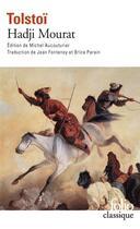 Couverture du livre « Hadji mourat » de Leon Tolstoi aux éditions Folio