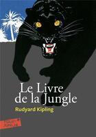 Couverture du livre « Le livre de la jungle » de Rudyard Kipling aux éditions Gallimard-jeunesse