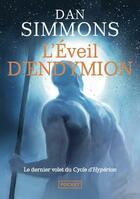 Couverture du livre « L'éveil d'Endymion ; intégrale t.1 et t.2 » de Dan Simmons aux éditions Pocket