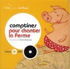 Couverture du livre « Comptines pour chanter la ferme » de Collectif aux éditions Didier Jeunesse
