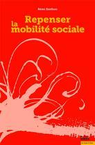 Couverture du livre « Les théories de la stratification et de la mobilité sociales » de Remi Sinthon aux éditions Ehess