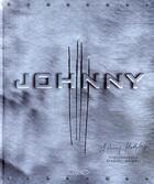 Couverture du livre « Johnny » de Johnny Hallyday et Daniel Angeli aux éditions Michel Lafon