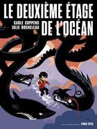 Couverture du livre « Le deuxieme etage de l'ocean » de Coppens Carle aux éditions Le Quartanier
