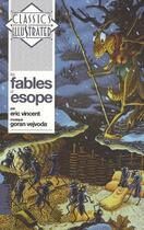 Couverture du livre « Les fables d'Esope » de Vincent Esope aux éditions Editions !