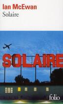 Couverture du livre « Solaire » de Ian Mcewan aux éditions Gallimard