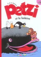 Couverture du livre « Petzi t.3; Petzi et la baleine » de Hansen aux éditions Casterman