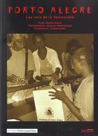 Couverture du livre « Porto allegre : les voix de la democratie » de Estelle Granet aux éditions Syllepse